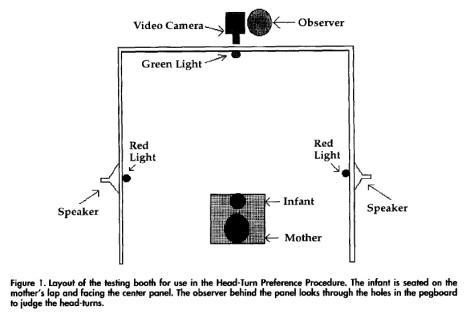 Fuente: Kemler Nelson et al. (1995)