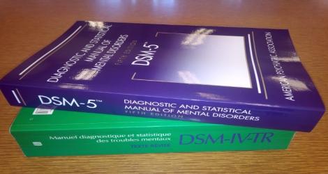 DSM-5&DSM-IV-TR