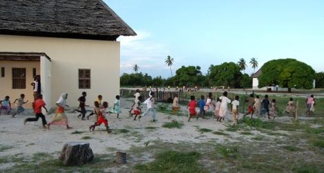 Casa de acogida de Anidan en Kenia